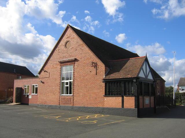Ombersley Memorial Hall