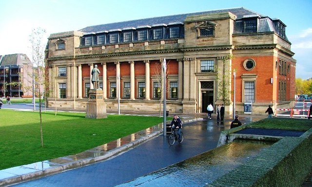 Central Public Library, Middlesbrough
