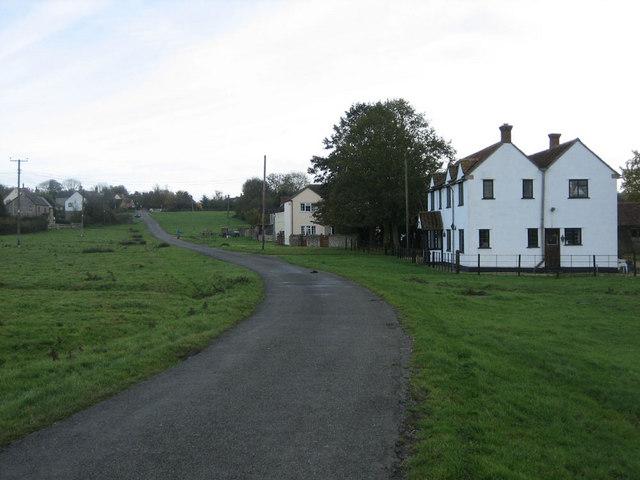 Little Sodbury End