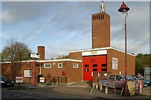 TL1600 : Radlett fire station by Kevin Hale