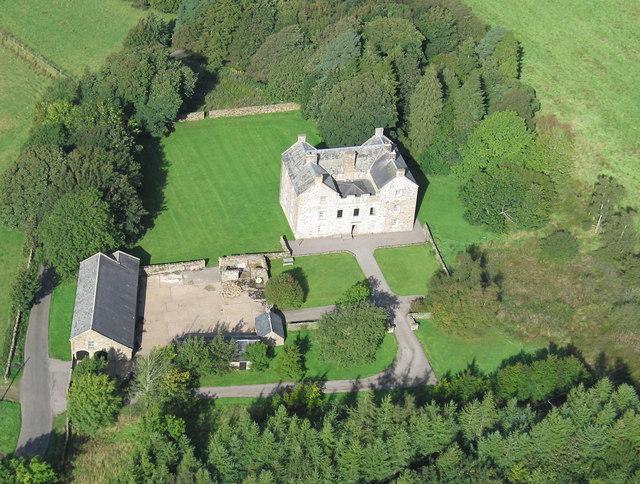 Stonegarthside Hall