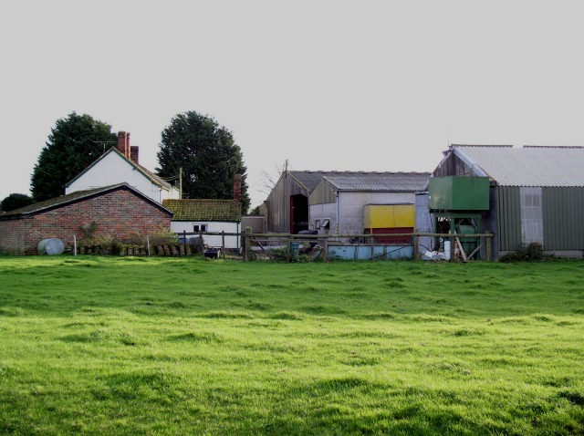 Wick Farm, Keevil