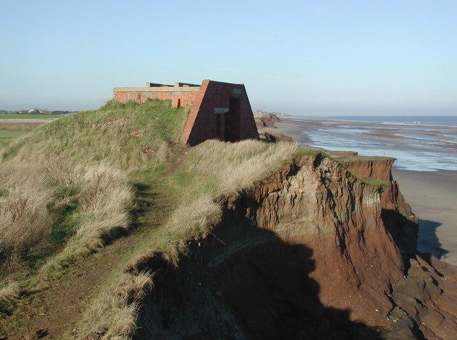 Holmpton Cliffs