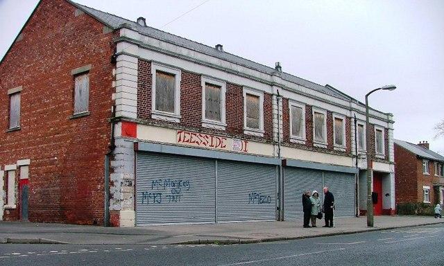 Shops, Leven Road, Norton