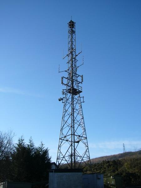 National Grid Wireless (Lochgilphead Radio Tower)