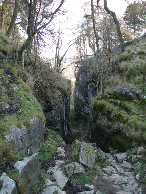 Trow Gill