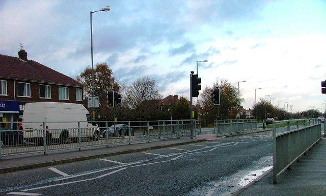 Old A19, Billingham