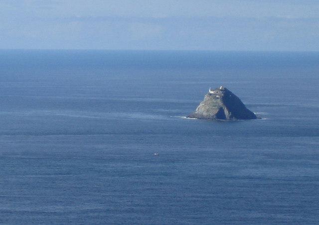 Oileán Baoi (Dursey Island): The Bull