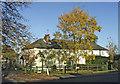 TQ2996 : Eastpole Cottages, Bramley Road, Oakwood, N14 by Christine Matthews