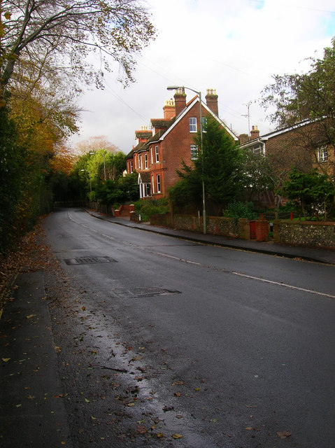 The A2029 Offham Road