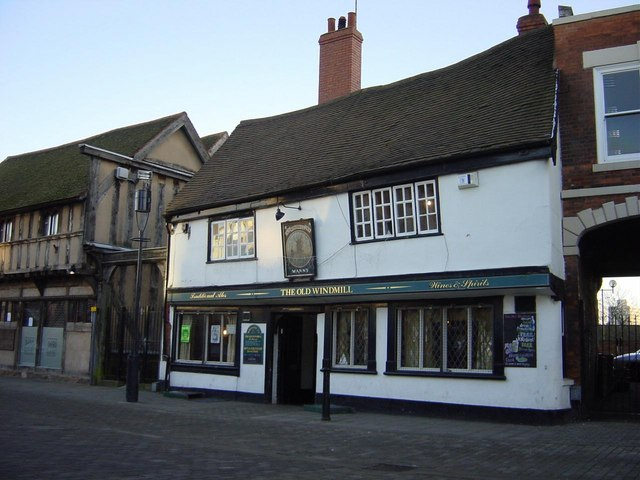 The Old Windmill, Spon Street, Coventry