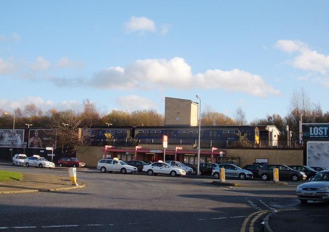 Rochdale Railway Station