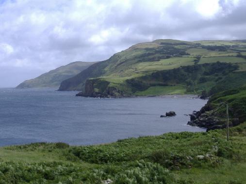 Crocken Point, from near Torr Head