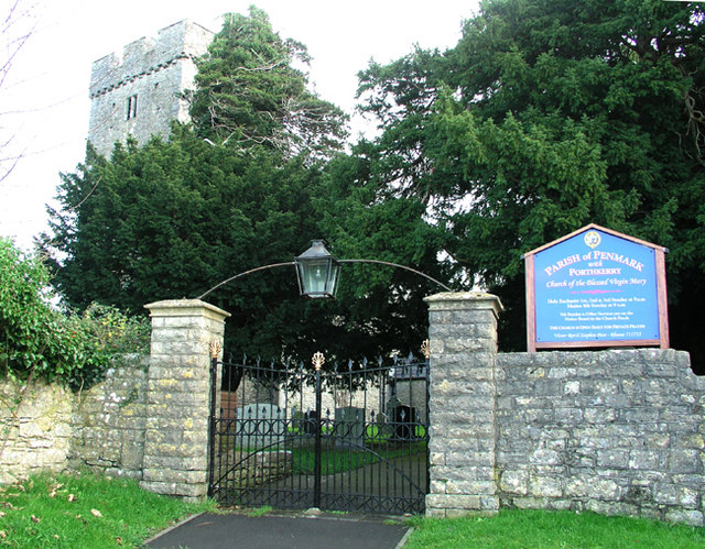 Church Gate, Penmark