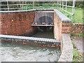 SJ8900 : Overflow from the Water Bridge by John M