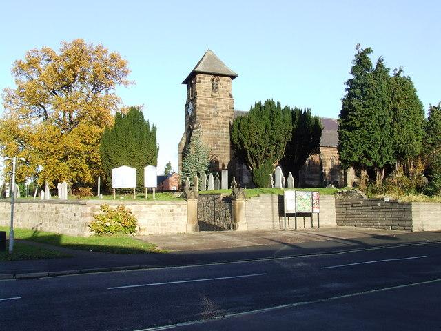 St Matthew's Church Overseal