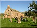 NY6432 : St Lawrence the Martyr's Church, Kirkland, Culgaith CP by Humphrey Bolton