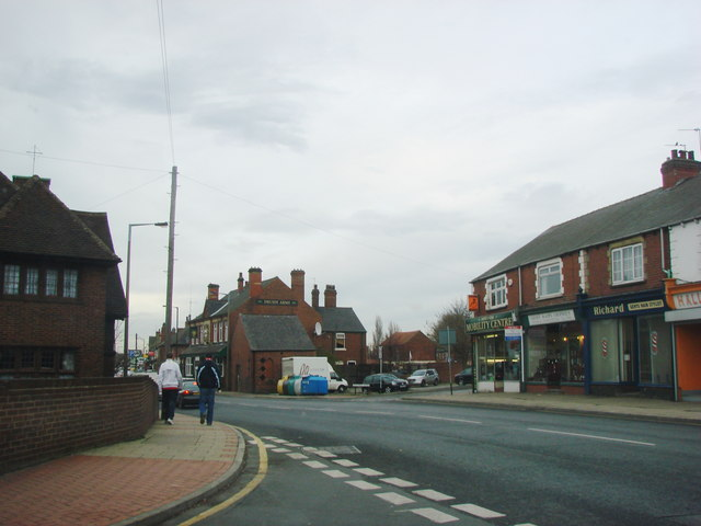 The Druids Arms on the A19, Bentley