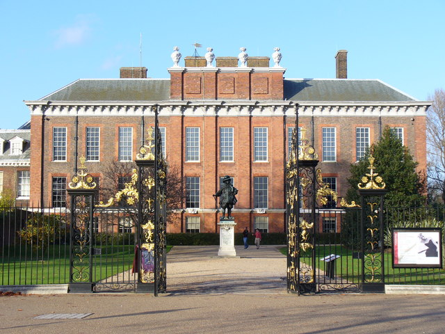 Kensington Palace, the South Front