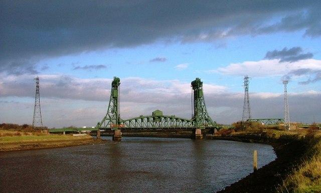 Newport Bridge, New Cut