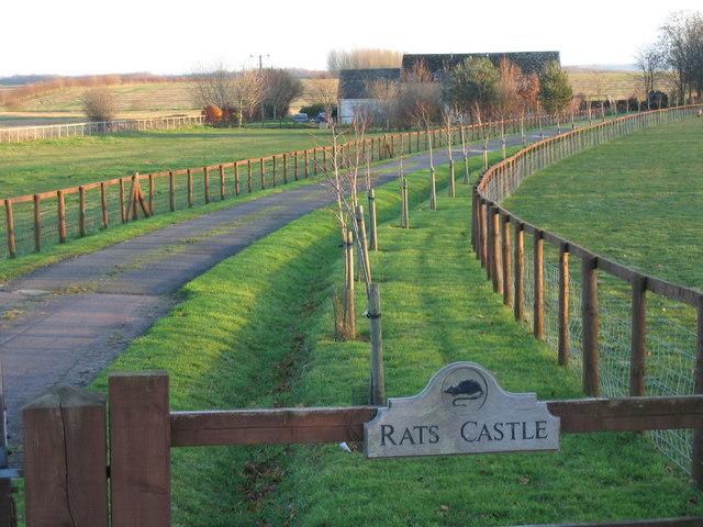 Rats Castle Driffield
