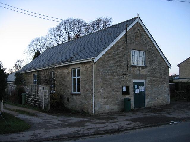 Siddington Village Hall