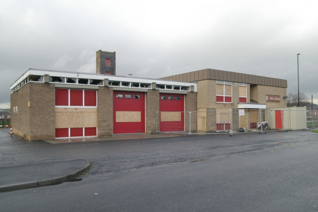 Washington old fire station