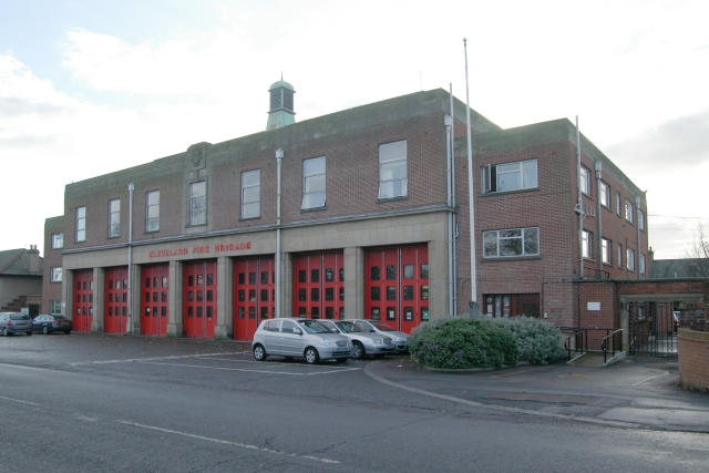 Middlesbrough fire station