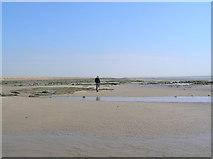 TQ9014 : Pett Level at low tide by Jonathan Jukes