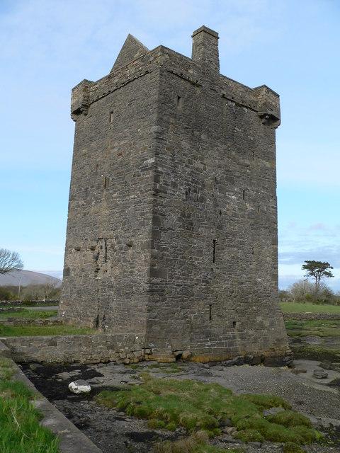 Carraigahowley (Rockfleet) Castle