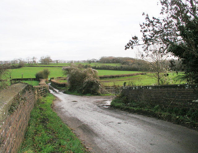 Farm land at Wrinstone, Wenvoe