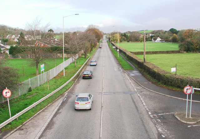 A4050 at Wenvoe