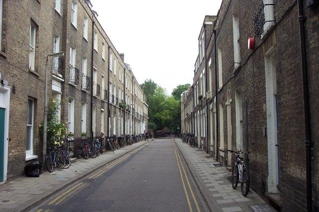 Fitzwilliam Street, Cambridge