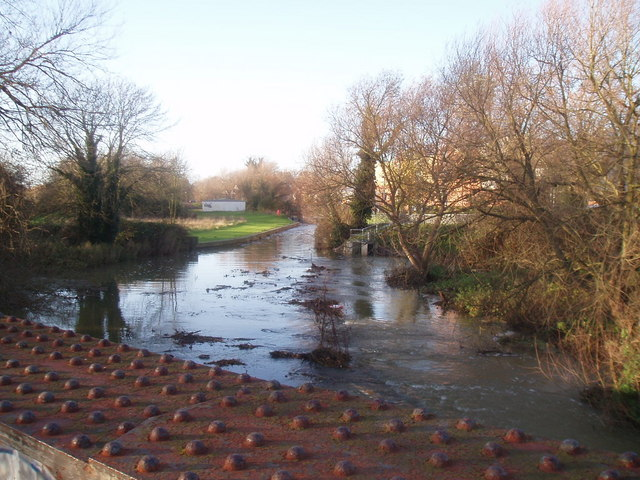 Bedford's river Great Ouse