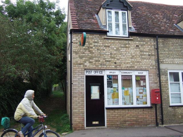 Iffley community shop