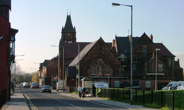 Middlesbrough Road, South Bank
