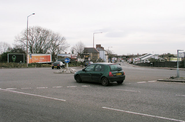 Ely Bridge Roundabout