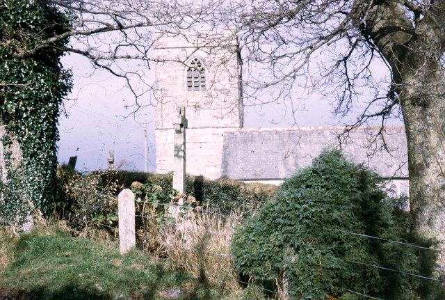 St Winnow Church