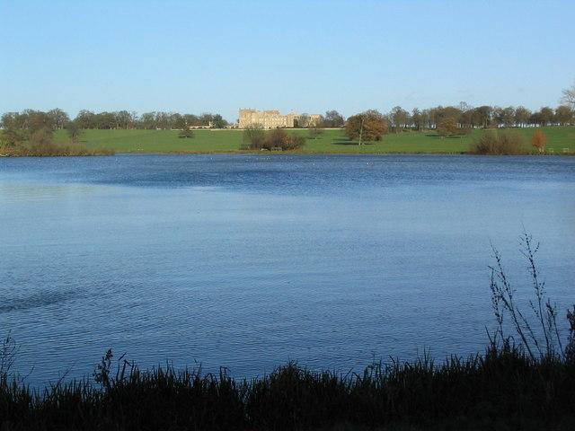 Grimsthorpe Lake