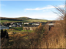 NJ3241 : Distillery Complex at Dufftown by Christopher Gillan
