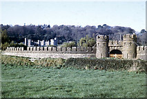 SW9741 : Caerhayes Castle by mike hancock