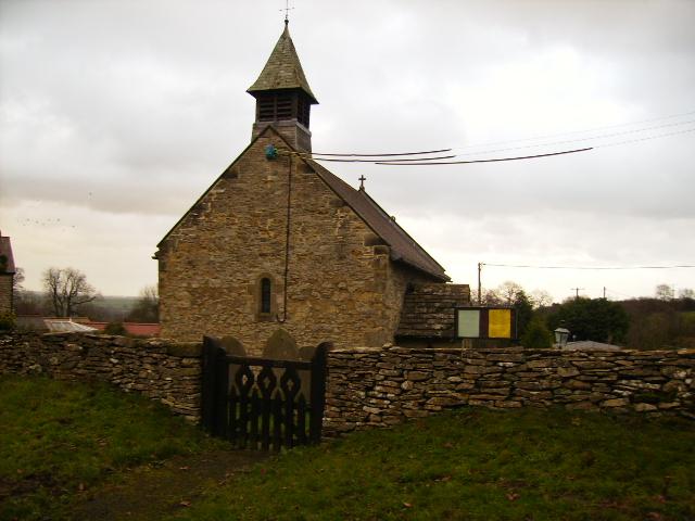 St Mary's Church Scawton