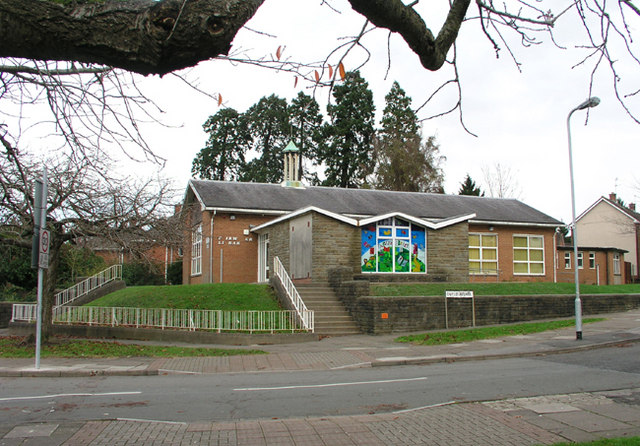 Fairwater Library, Cardiff