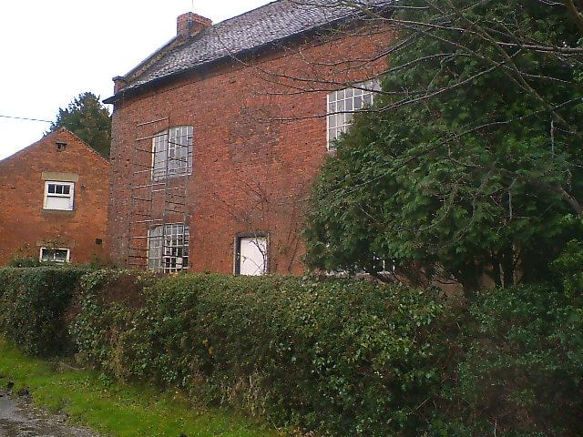 Home Farm at Ireton  Wood