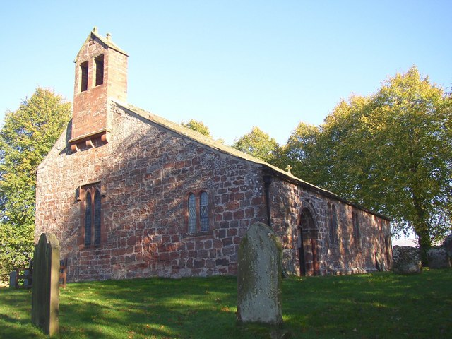 St Cuthbert's Church, Milburn