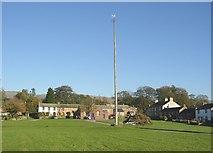 NY6529 : Maypole, Milburn by Humphrey Bolton