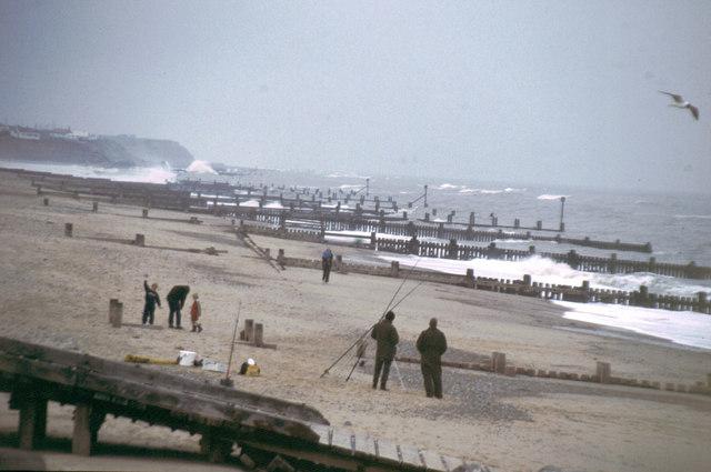 Beach at Sea Palling
