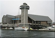SW8132 : Falmouth Maritime Museum by Lynne Glazzard