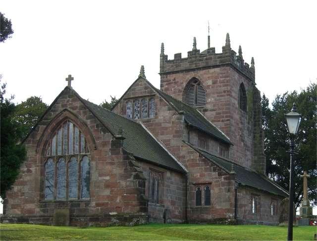 St Peter's Church, Broughton