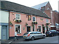 TL8564 : Kings Arms Bury St.Edmunds by Keith Evans